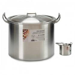 Casserole à cuisson lente Aluminium (35 x 28 x 44 cm) fonctionnelle