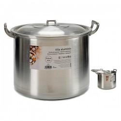 Casserole à cuisson lente Aluminium (38 x 25 x 31 cm) fonctionnelle