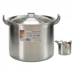 Casserole à cuisson lente Aluminium (25 x 20 x 28 cm) fonctionnelle