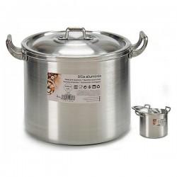 Casserole à cuisson lente Aluminium (22 x 18 x 26 cm) fonctionnelle