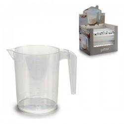 Verre gradué Transparent Plastique 1,3 L fonctionnel