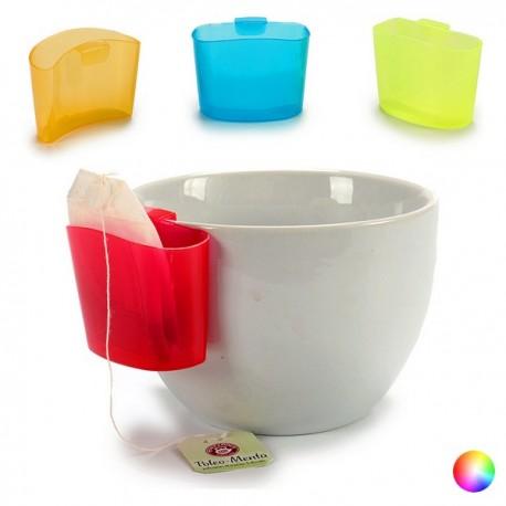 Support Plastique pour le thé (4 pièces) fonctionnel