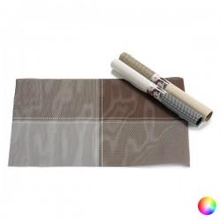Set de table Rectangulaire (45 x 1 x 30 cm) différents coloris