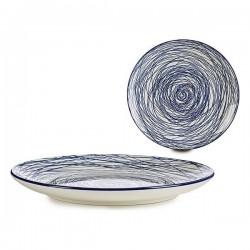 Assiette plate Porcelaine (diam 24 cm) fonctionnelle