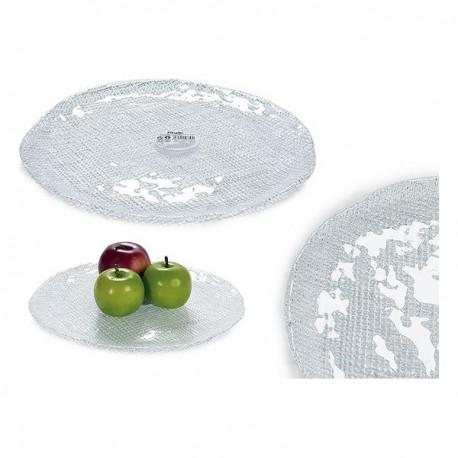 Assiette Vivalto (33 x 1,5 x 33 cm) fonctionnelle