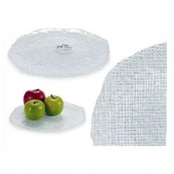 Assiette Vivalto (28 x 1,5 x 28 cm) fonctionnelle