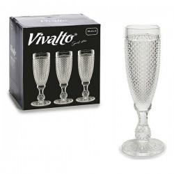 Verre Vivalto (7 x 20 x 7 cm) (0.185 l) fonctionnel