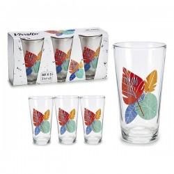 Set de Verres Vivalto verre (3 pièces) 31 cl