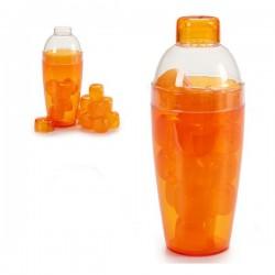 Shaker Plastique (8 x 19 x 8 cm) fonctjionnel