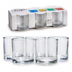 Ensemble de Verres à Liqueur verre (6 pièces) 60 ml fonctionnel