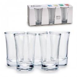 Ensemble de Verres à Liqueur verre (6 pièces) (8,2 x 7,7 x 18,5 cm) fonctionnel