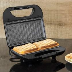 Grille-Sandwichs Cecotec Square 3030 750W fonctionnel