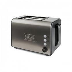 Grille-pain Black & Decker ES9600060B 900W fonctionnel