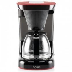Cafetière goutte à goutte Solac CF4032 Stillo Drip 1,2 L 650W Noir