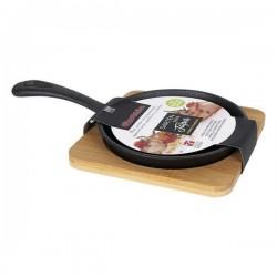 Casserole de service pour l'apéritif Mini Quttin (diam 13 cm) fonctionnelle