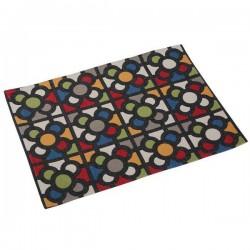 Set de table Polyester (36 x 0,5 x 48 cm) élégant