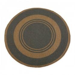 Set de table Cercles Rond élégant