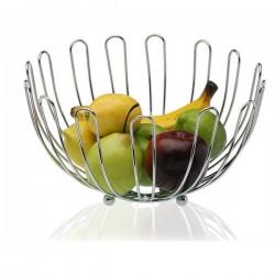 Coupe à fruits Métal (18 cm) élégante