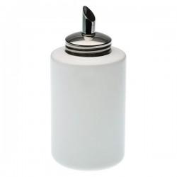 Sucrier Céramique Blanc Avec couvercle fonctionnel