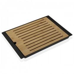 Table de Cuisine Bambou (27,2 x 2 x 38 cm) fonctionnelle