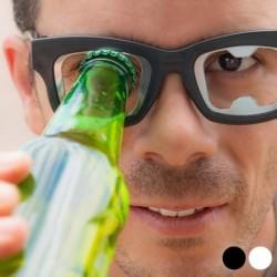 ouvre bouteille lunettes facile d'utilisation