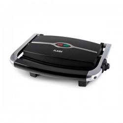 Appareil à Sandwich Gril Flama 499FL 1000W fonctionnel