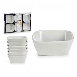 Ensemble de bols Porcelaine (6 pièces) fonctionnel