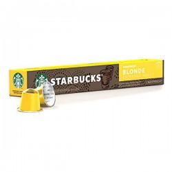 Capsules de café Starbucks Blonde (10 pièces) fonctionnelles