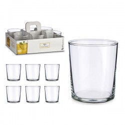 Verre Bistro Transparent (380 ml) fonctionnel