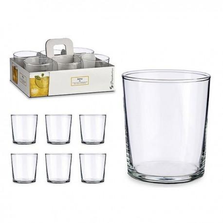 Verre Bistro Transparent (380 ml) fonctionnel