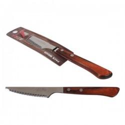 Couteau dentelé Quttin Packwood Bois (11 cm)