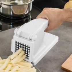 découpeur automatique de pommes de terre facile à utiliser