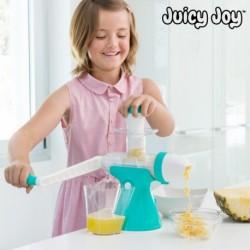 Machine à jus et glaces avec manivelle juicy toy pratique