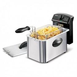 Friteuse Princess Deep Pro 4 L 2000 W pour réaliser de délicieuses frites