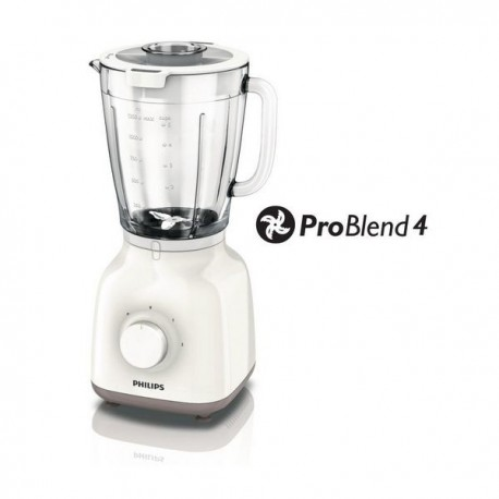Bol mixeur Philips HR2105/00 Daily collection 1,5 L 400 W