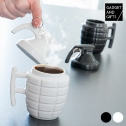 Tasse grenade Gadget and Gifts 280 ml pratique
