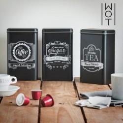 boîtes métalliques de cuisine wagon trend élégant dans votre cuisine