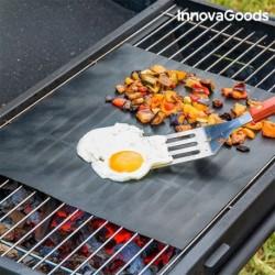 Tapis de cuisson pour four et barbecue InnovaGoods Pack de 2 élégant et innovant