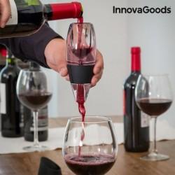 décanteur de vin innovagoods pour déguster un bon vin