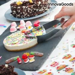 coupeur serveur de gâteaux innovagoods indispensable pour vos desserts