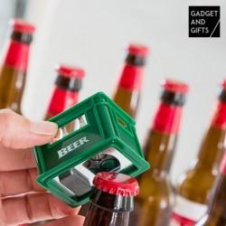 ouvre bouteilles avec aimant boîe à bière gadget and gifts facile d'utilisation