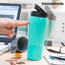 mug isotherme avec ventouse anti renversement innovagoods pratique au bureau