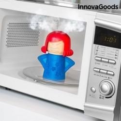 Nettoyeur de micro ondes innovagoods en fonction