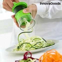 Coupe-Légumes en Spirale Mini Spiralicer InnovaGoods élégant et innovant