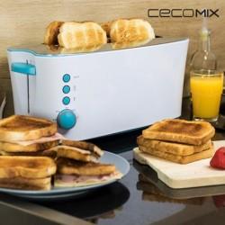 grille pain cemomix taste 2l 3029 élégant dans votre cuisine