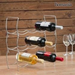 porte bouteilles empilable homania élégant dans votre cuisine
