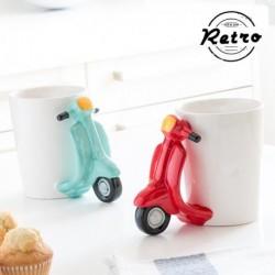 Tasse Scooter Rétro élégante et innovante