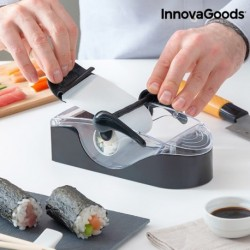 machine à sushi innovagoods en fonctionnement