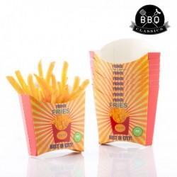 ensemble de boîtes pour frites bbq classics