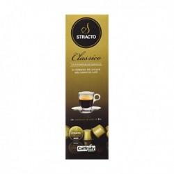 capsules de café avec étui stracto 80644 classico 80 pièces